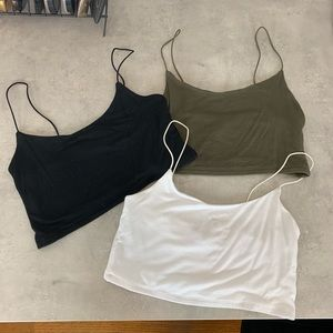 Tops - laura's boutique basic crop tops